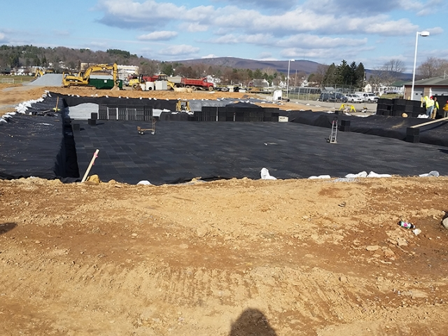 Lehighton School District – Football Stadium Upgrades 1